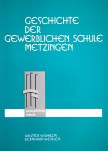 Geschichte der gewerblichen Schule Metzingen